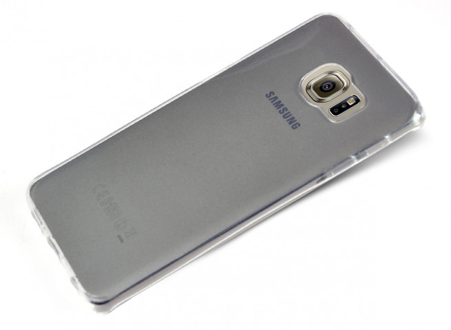 Coque Samsung Galaxy S6 Edge Clear Flex