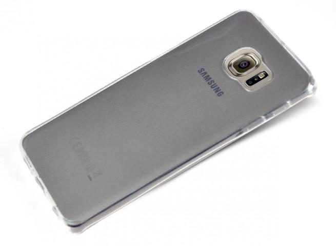 Coque Samsung Galaxy S6 Edge Clear Flex