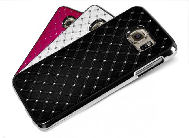 Coque Samsung Galaxy S6 Luxury Leather