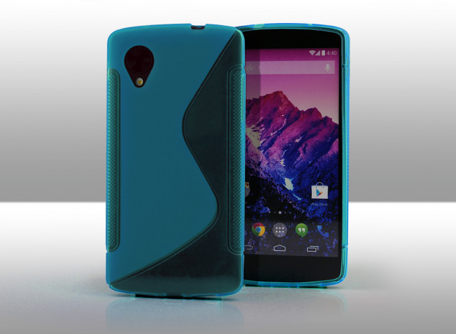 Coque LG Nexus 5 Grip Flex Color