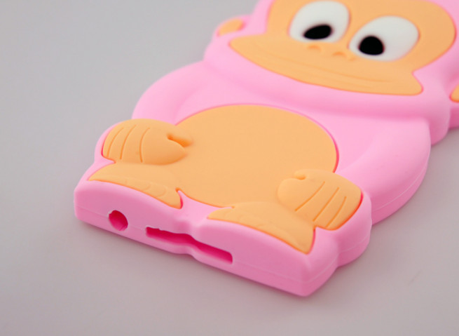 Coque iPod Touch 4 Monkey