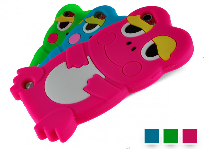 Coque iPod Touch 5 Froggy