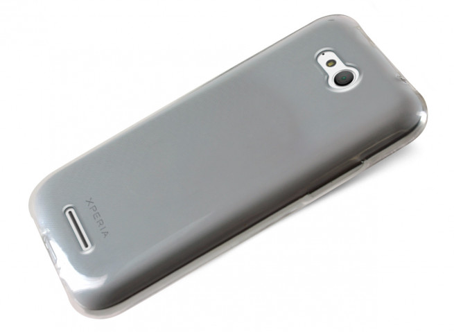 Coque Sony Xperia E4G Clear Flex