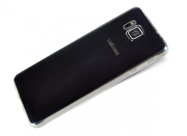 Coque Samsung Galaxy Alpha Clear Flex