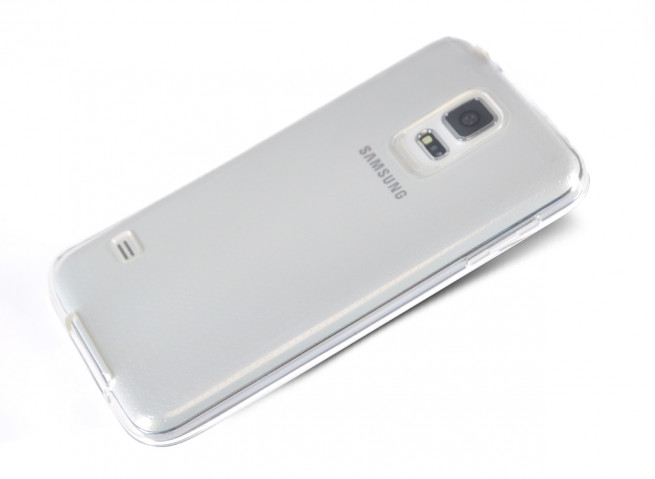 Coque Samsung Galaxy S5 Invisible Flex
