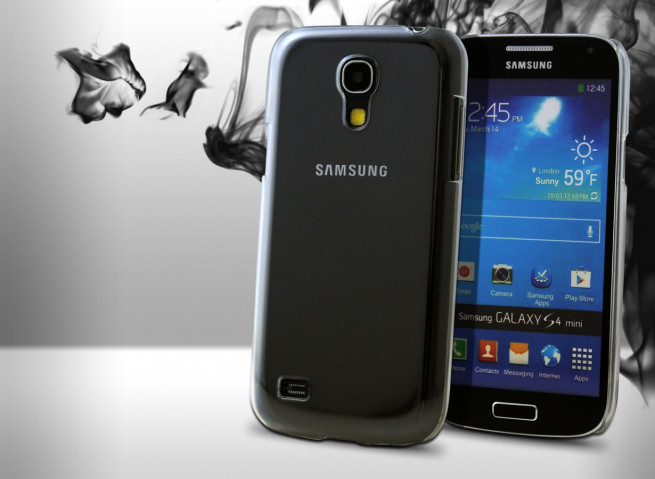 Coque Samsung Galaxy S4 mini Invisible Case