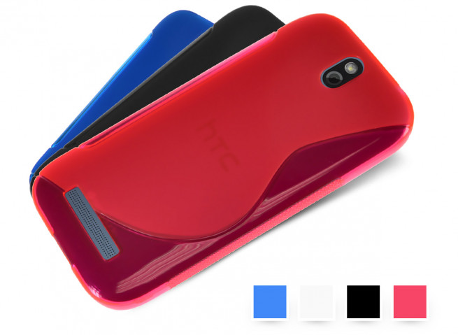 Coque HTC One SV Grip Flex
