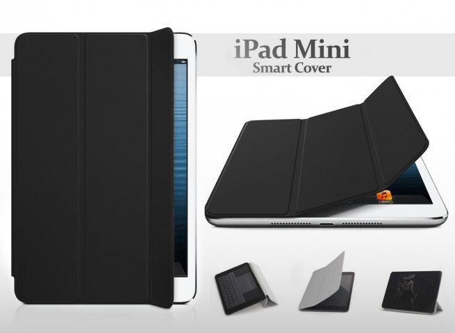 Protection Avant Smart Cover iPad Mini