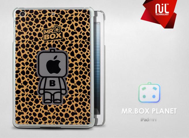 Coque iPad mini - Mr Box by Nil