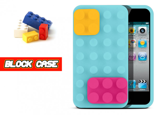 coque lego ipod touch 4