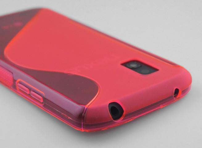 Coque Galaxy Nexus 4 Silicone Grip