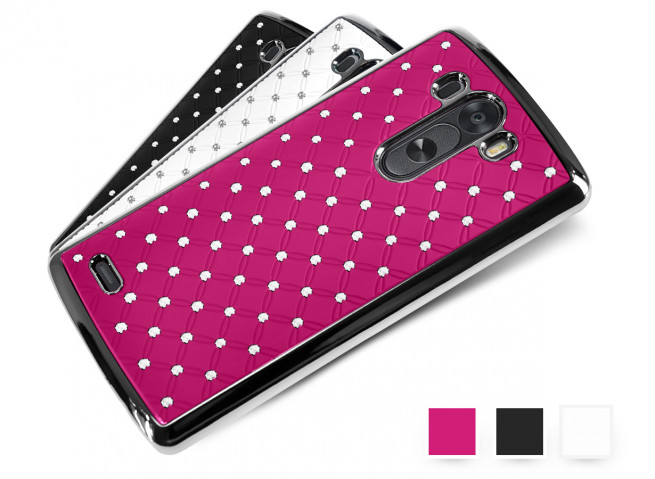 Coque LG G3 Luxury Leather