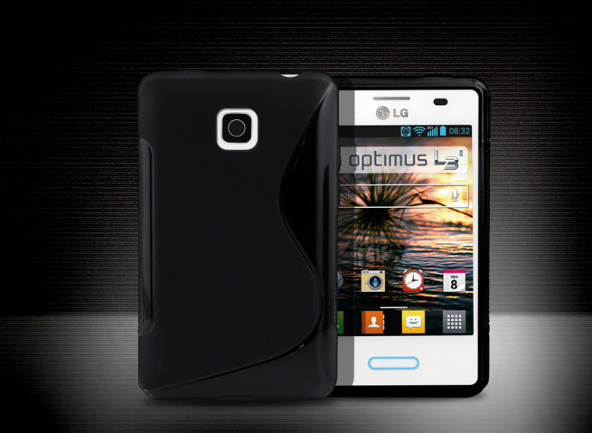 Coque LG Optimus L3-2 - Grip Flex