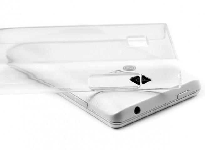 Coque LG Optimus L3-2 - Invisible Case