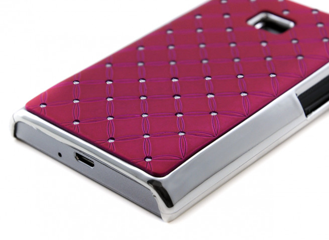 Coque LG Optimus L3  -   Luxury Leather