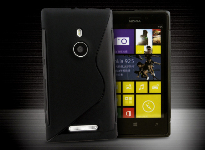 Coque Nokia Lumia 925 Grip Flex