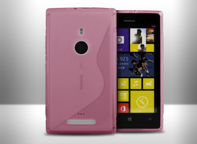 Coque Nokia Lumia 925 Grip Flex Translucide