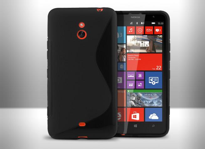 Coque Nokia Lumia 1320 Silicone Grip