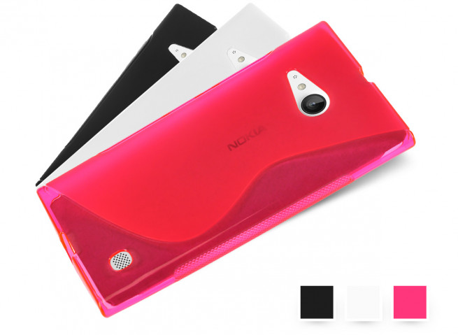 Coque Nokia Lumia 730/735 Grip Flex