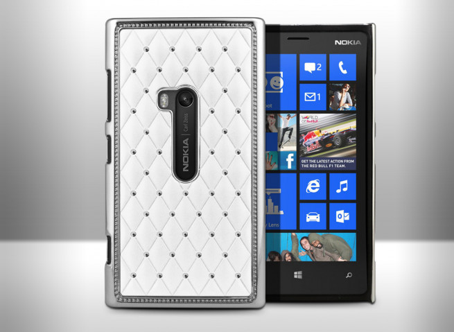 Coque Nokia Lumia 920 Luxury leather