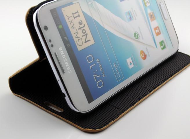 Etui Samsung Galaxy Note 2 - World Map