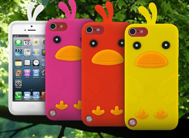 Coque iPod Touch 5 Little Bird