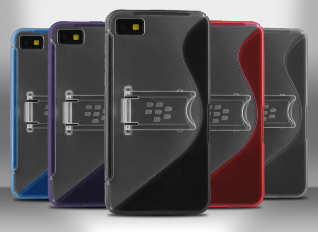 Coque Blackberry Z10 Lock Case