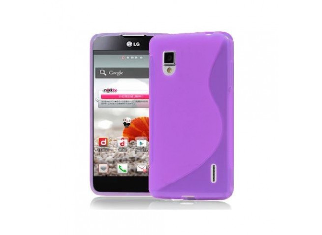 Coque LG Optimus G Silicone Grip
