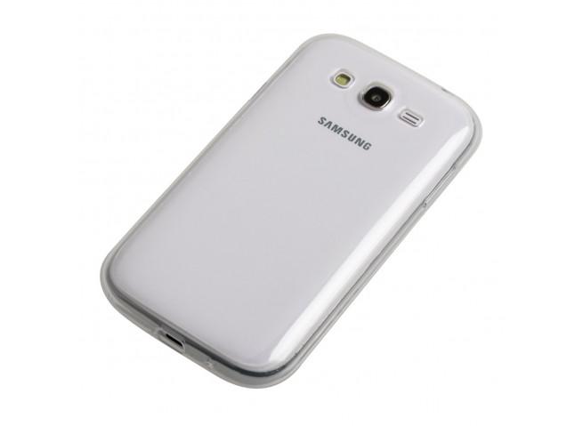 Coque Samsung Galaxy Grand Duos Clear Flex