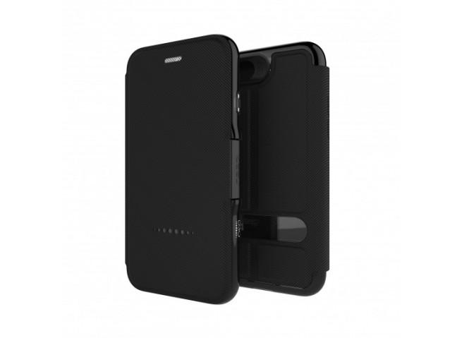 Etui iPhone 7 Gear4 D3O Oxford Noir