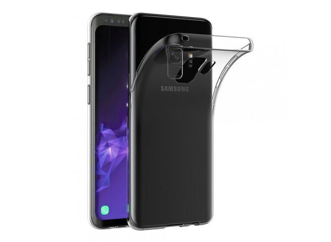 Coque Samsung Galaxy S9 Clear Flex