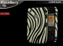coque zebre blackberry curve 8520