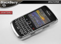 "Coque Blackberry Bold 9700 ""3D Butterfly"" (effet holographique)"