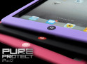 Coque iPad 2/Nouvel iPad Pure Protect