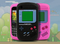 Coque Blackberry Curve 8520/9300 Color iBoy