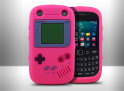 Coque Blackberry 9220/9320 - Gameboy Soft Case