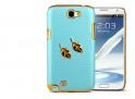 Coque Samsung Galaxy Note 2 Golden Honeycomb