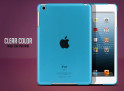 Coque iPad mini clear Color