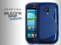 Coque Samsung Galaxy S3 mini bleu