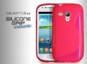 Coque Samsung Galaxy S3 mini rose