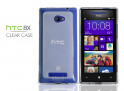 Coque HTC 8X Clear Color