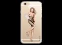 Coque iPhone 6Plus/6SPlus Gold Party