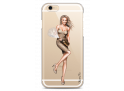 Coque iPhone 6Plus/6SPlus Gold Party
