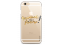 Coque iPhone 6Plus/6SPlus Gourmande mais Princesse