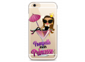 Coque iPhone 6Plus/6SPlus Pompette mais Princesse