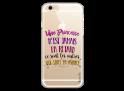Coque iPhone 6Plus/6SPlus Princesse jamais en retard