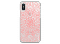 Coque iPhone XS MAX Pink Mandala