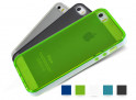 Coque iPhone 5/5S Clear Flex Color