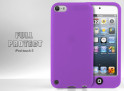 Coque iPod Touch 5 violet