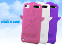 Coque iPod Touch 5 Angel's Case